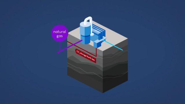 Equinor hydrogeninfrastruktur