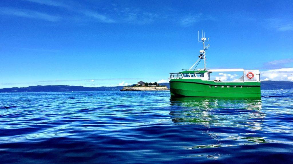 Fiskefartøy