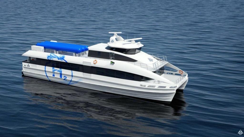 Hydrogendrift pilotprosjekt